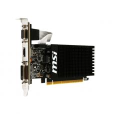 Видеокарта MSI GeForce GT 710 2GB DDR3 Low Profile (GT_710_2GD3H_LP)
