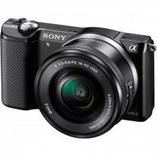 Фотоаппарат SONY Alpha 5000 + 16-50 Black (ILCE5000LB.CEC)